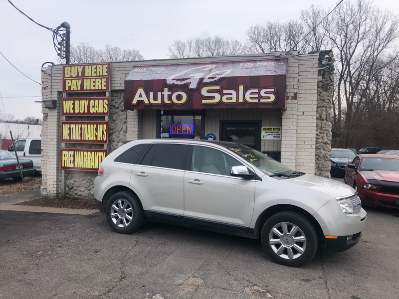 Lincoln MKX 2007 price $0