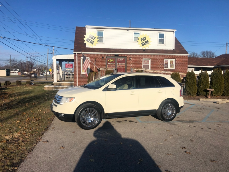 Ford Edge 2008 price $9,900