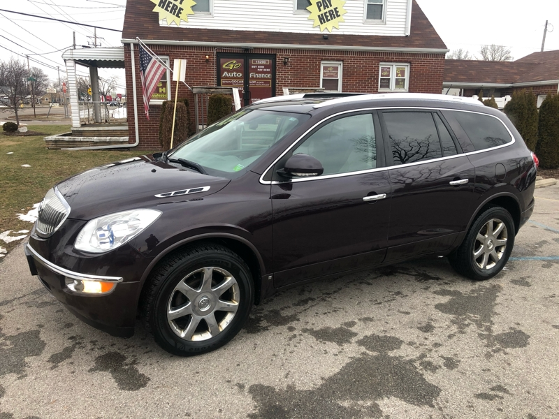 Buick Enclave 2008 price $0