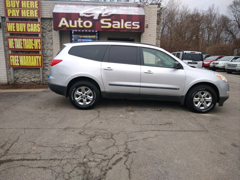 Chevrolet Traverse 2009 price $0
