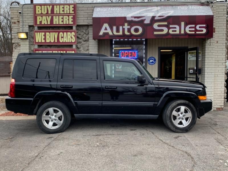 Jeep Commander 2007 price $6,900
