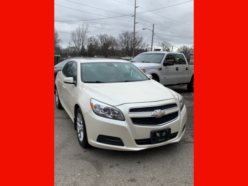 Chevrolet Malibu 2013 price $13,900