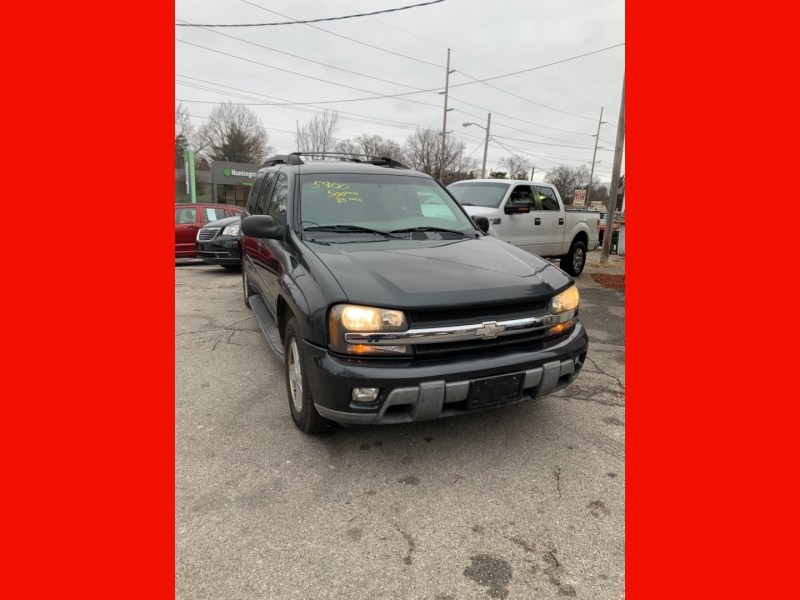Chevrolet TrailBlazer 2003 price $5,900