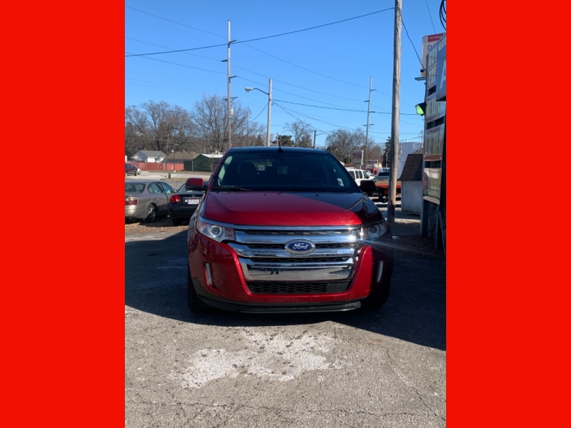 Ford Edge 2013 price $14,900