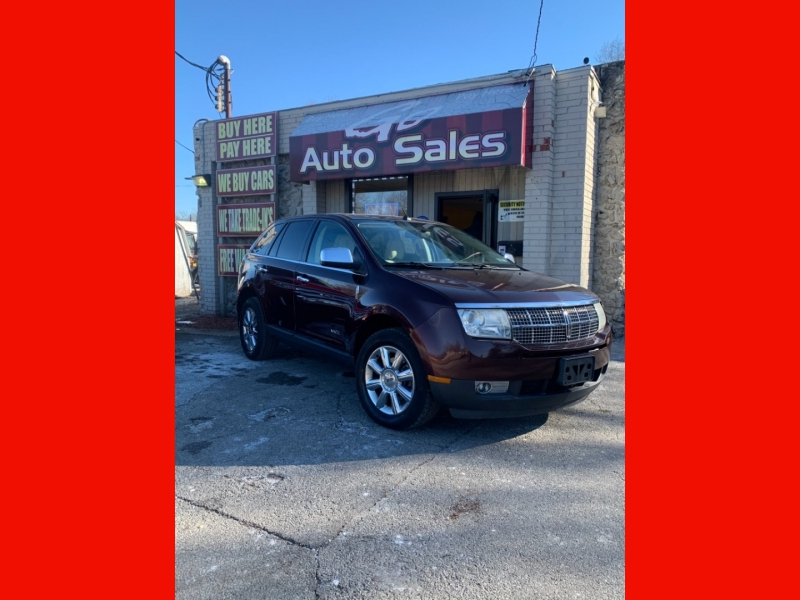 Lincoln MKX 2009 price $13,900