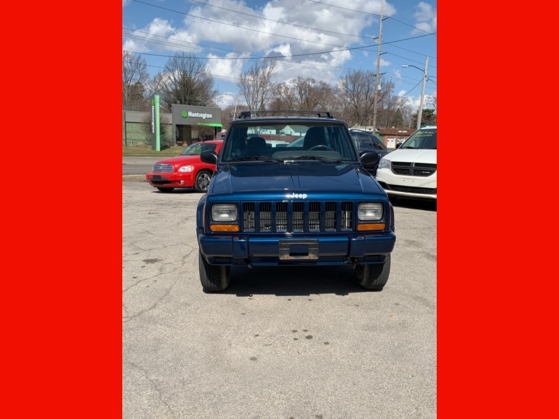 Jeep Cherokee 2001 price $5,900