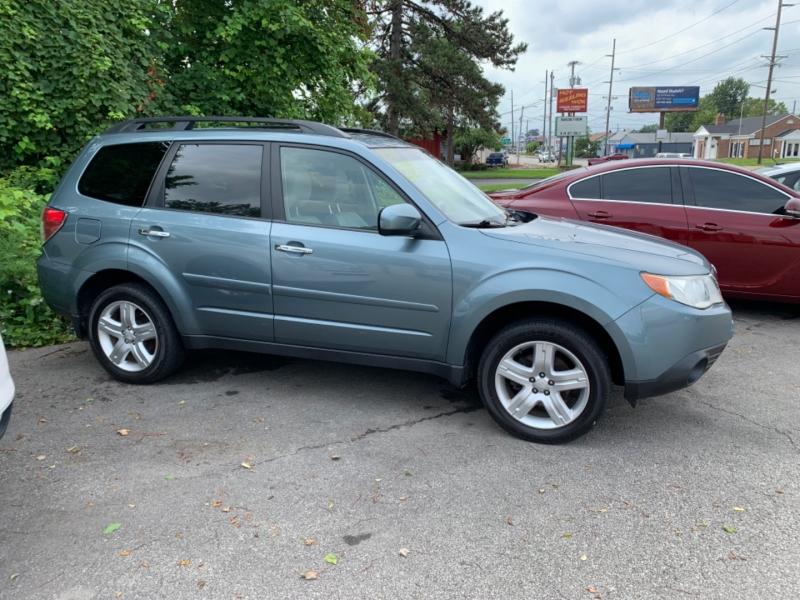 Subaru Forester 2010 price $9,900