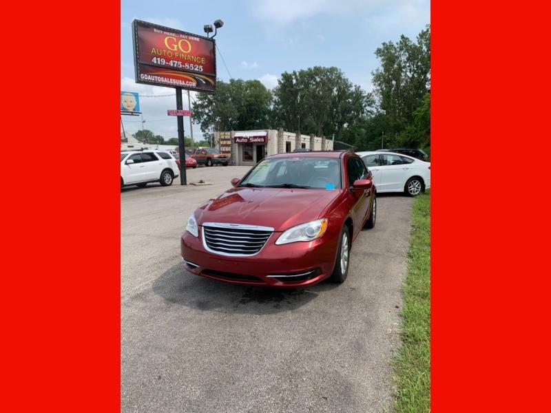 Chrysler 200 2013 price $10,900