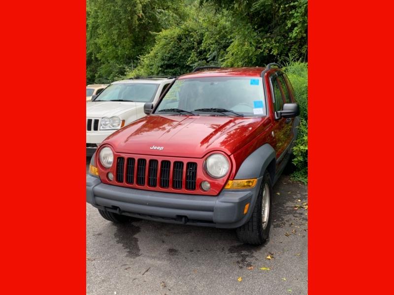 Jeep Liberty 2007 price $9,900