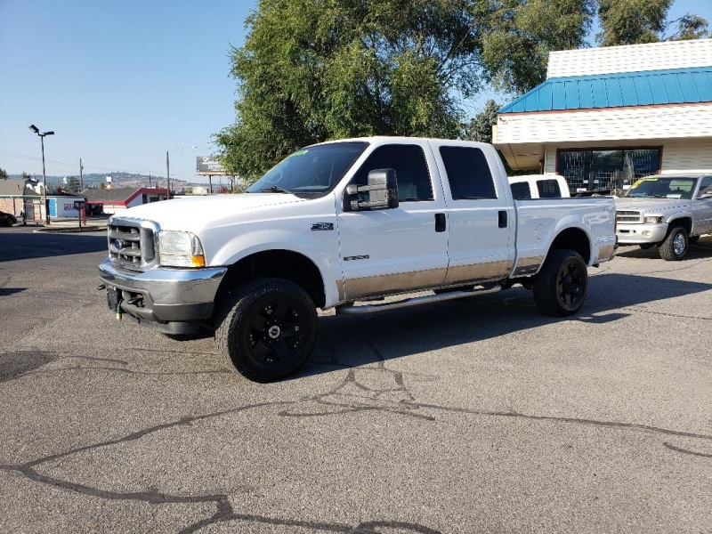Ford Super Duty F-350 SRW 2002 price $12,995