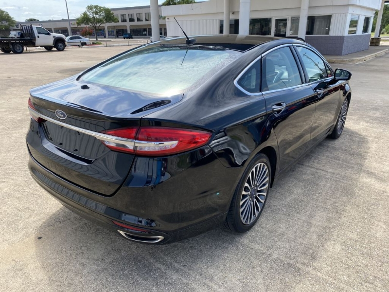 FORD FUSION 2017 price $12,990
