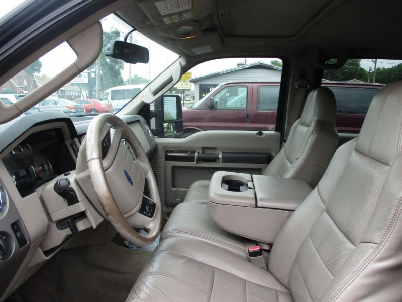 FORD F250 2008 price