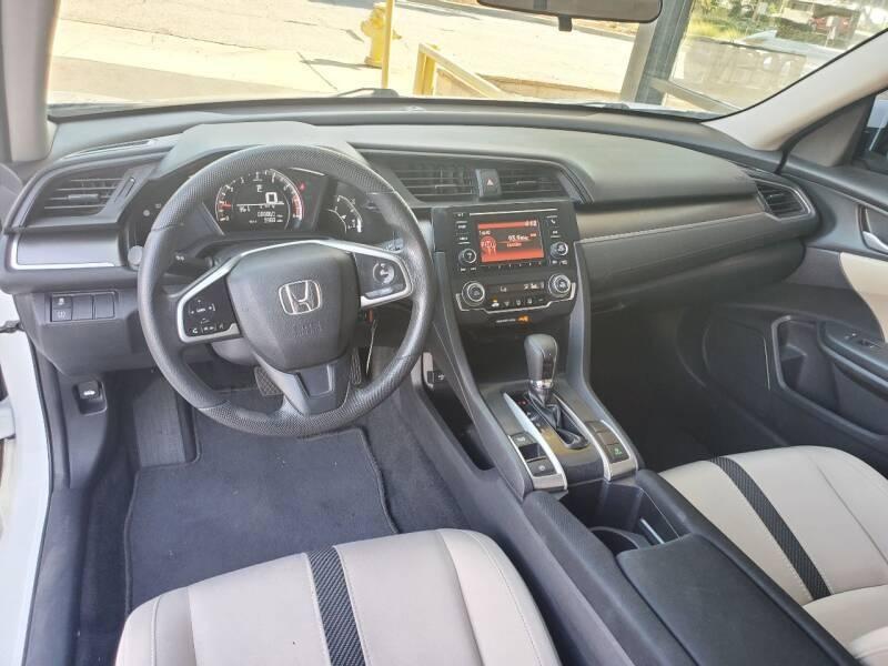 Honda Civic 2016 price $13,490