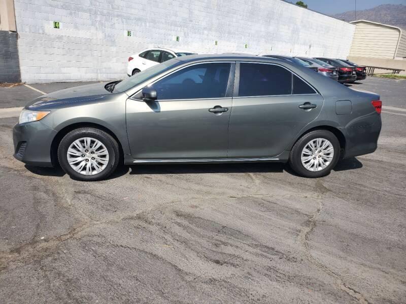 Toyota Camry 2014 price $12,490