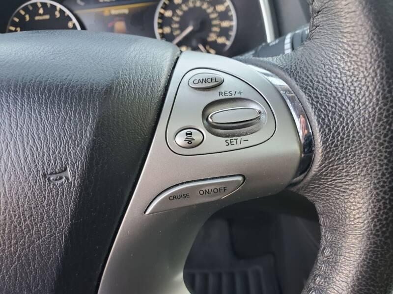 Nissan Murano 2015 price $14,490