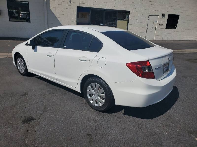 Honda Civic 2012 price $8,490