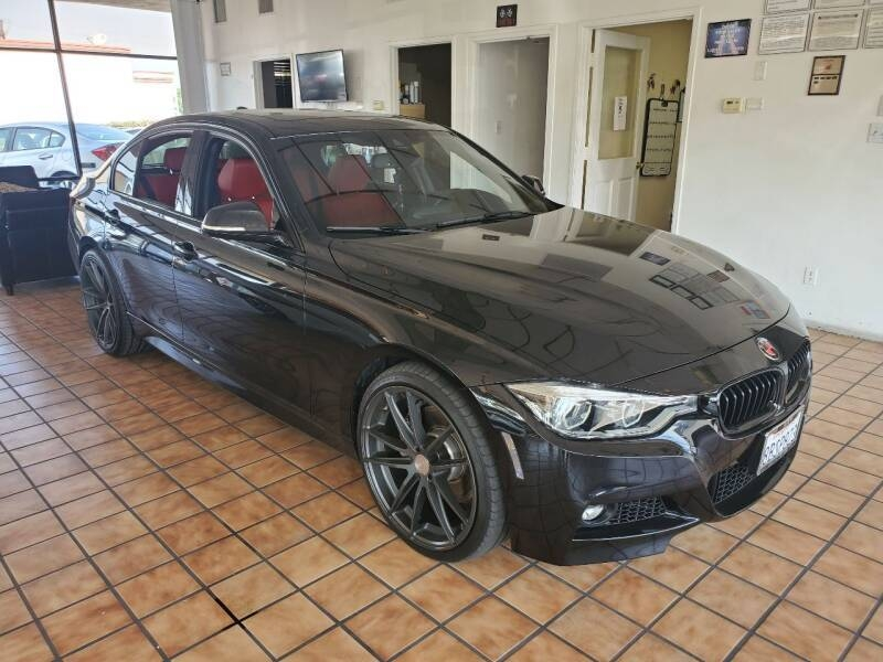 BMW 3 Series 2018 price $31,990