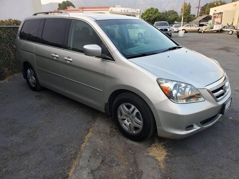 Honda Odyssey 2007 price $7,990