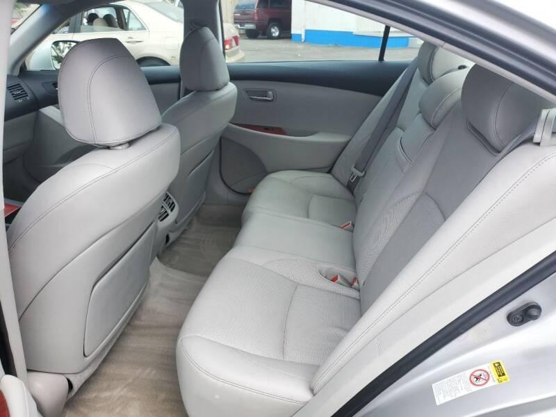 Lexus ES 350 2007 price $9,990