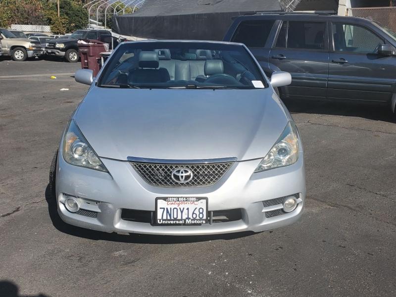 Toyota Camry Solara 2007 price $5,490