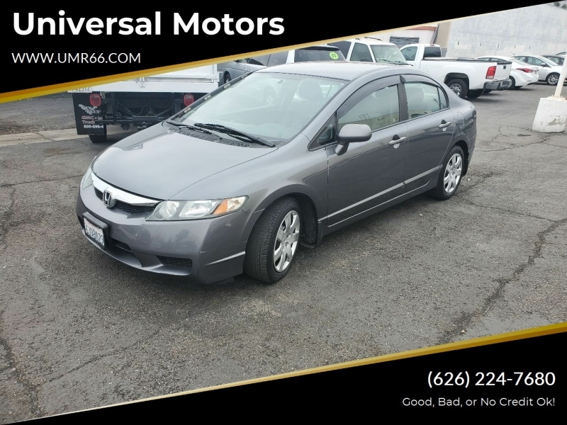 Honda Civic 2010 price $7,490