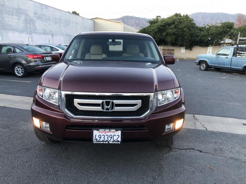 Honda Ridgeline 2010 price $13,999