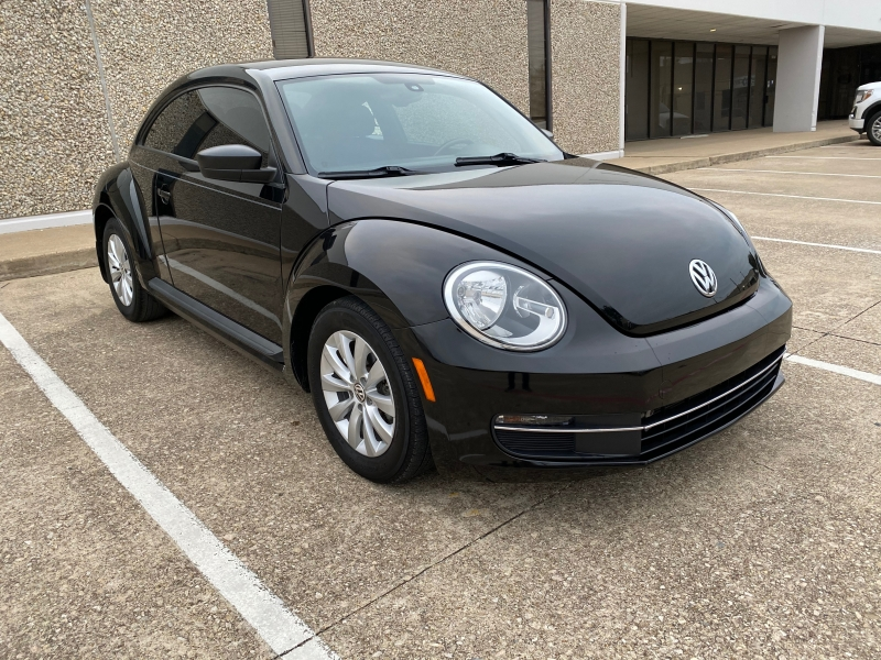 Volkswagen Beetle Coupe 2016 price $8,999
