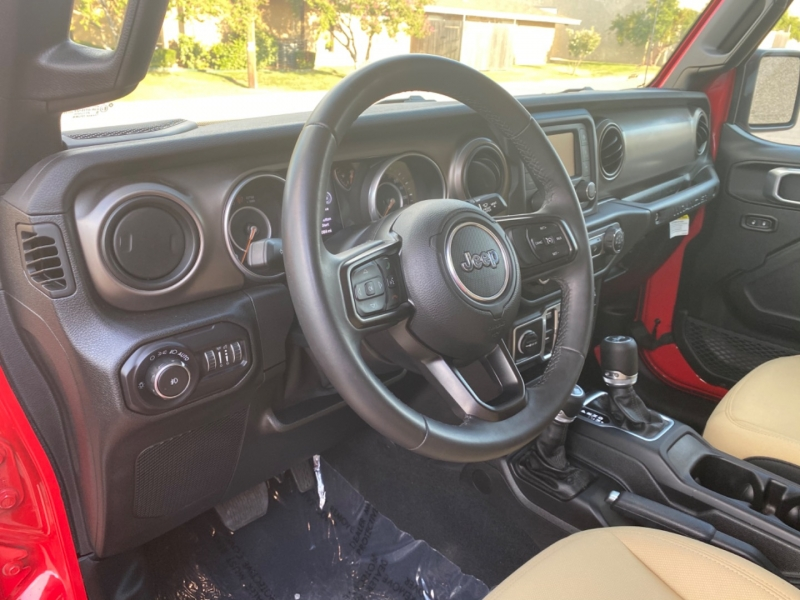 Jeep Wrangler Unlimited 2018 price $31,999