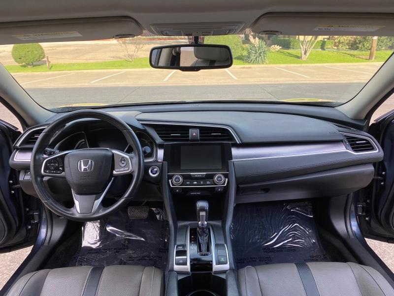 Honda Civic Sedan 2016 price $13,999