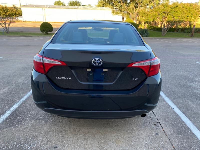 Toyota Corolla 2016 price $9,499