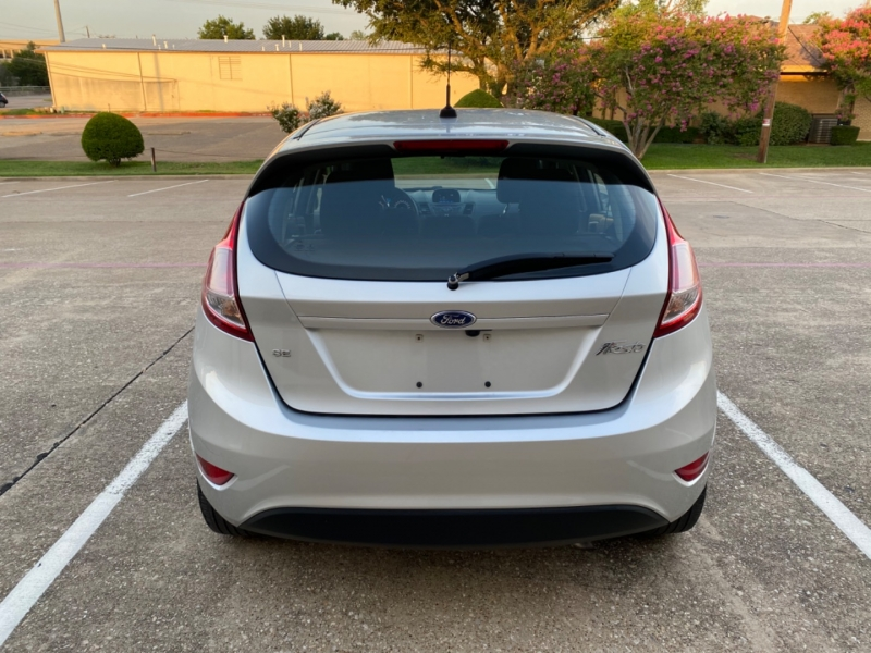 Ford Fiesta 2019 price $10,999
