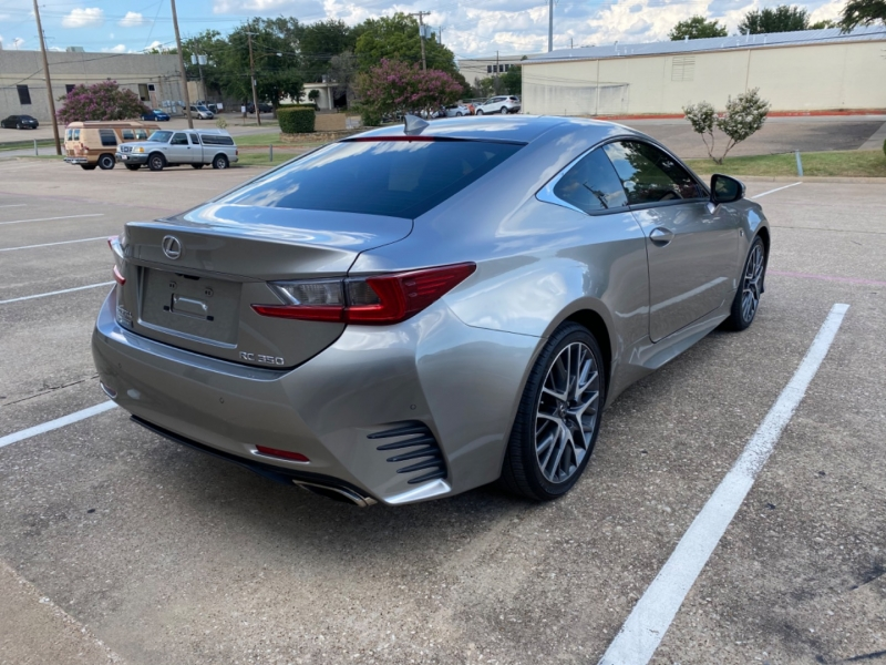 Lexus RC 2017 price $30,999