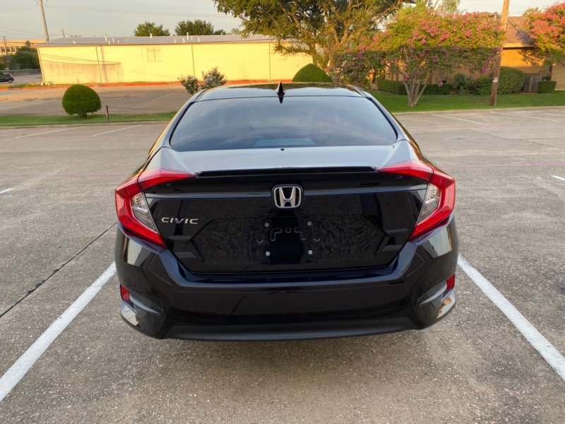Honda Civic Sedan 2016 price $14,999
