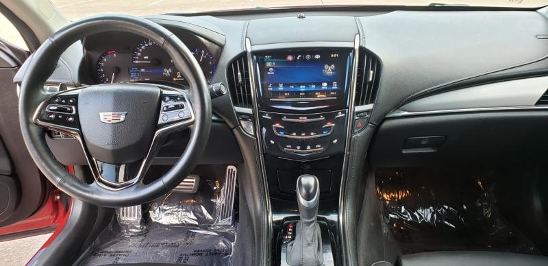 Cadillac ATS Sedan 2015 price $17,999