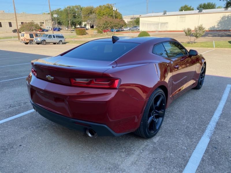 Chevrolet Camaro 2018 price $22,999
