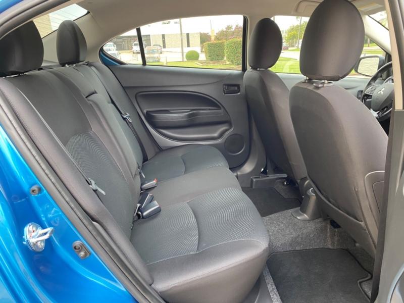 Mitsubishi Mirage G4 2020 price $9,999