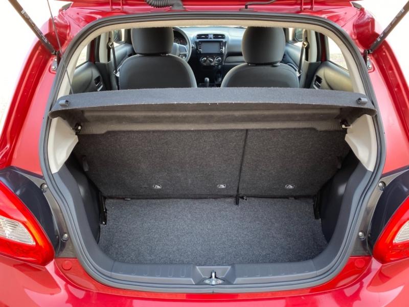 Mitsubishi Mirage 2018 price $7,999