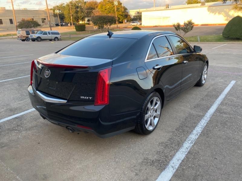 Cadillac ATS 2014 price $10,999
