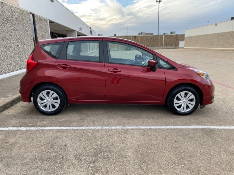 Nissan Versa Note 2017 price $8,499