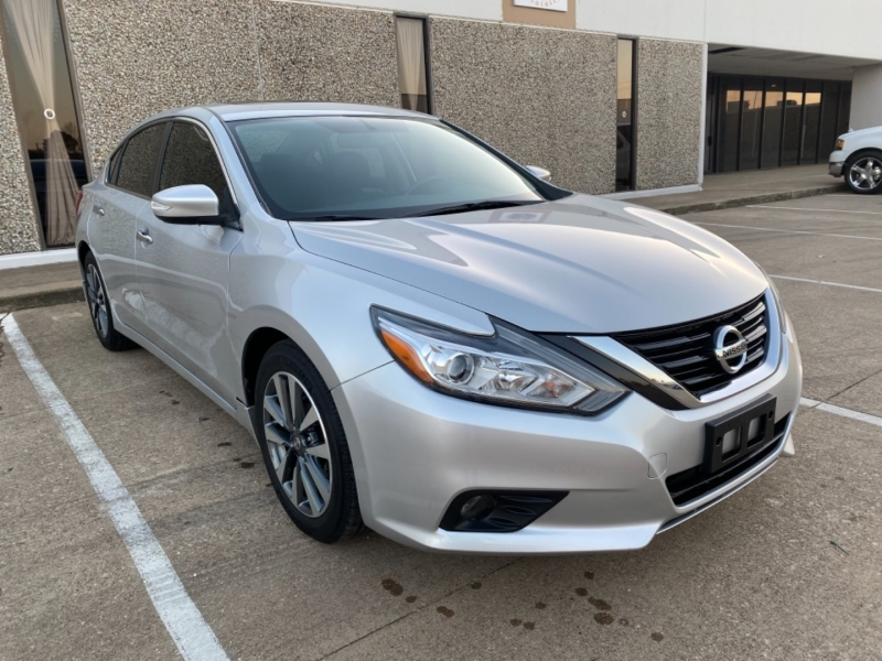 Nissan Altima 2017 price $13,999