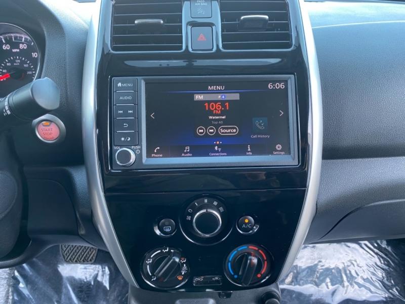 Nissan Versa 2019 price $12,499