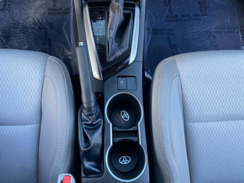 Toyota Corolla 2016 price $11,999