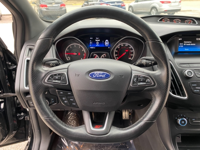 Ford Focus 2018 price $16,999