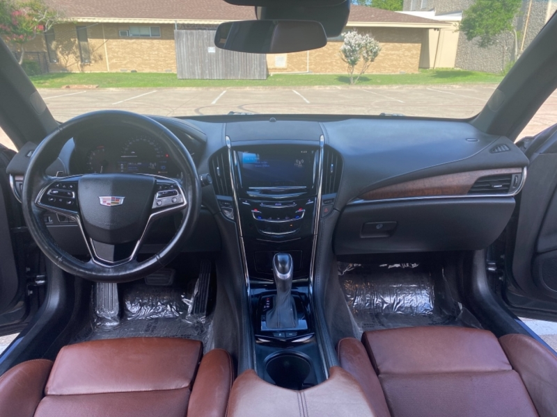 Cadillac ATS Coupe 2015 price $15,999