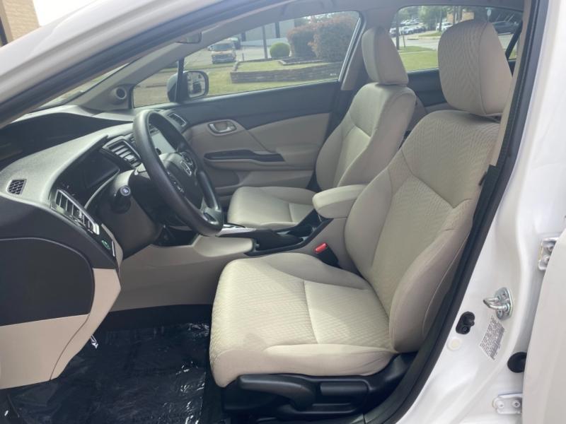 Honda Civic Sedan 2015 price $11,999