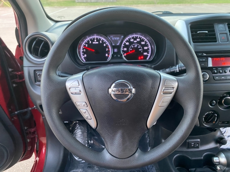 Nissan Versa 2018 price $8,999