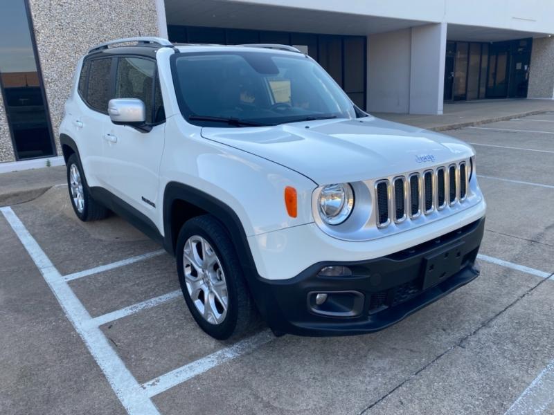 Jeep Renegade 2018 price $17,499