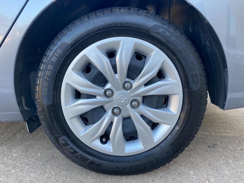 Hyundai Accent 2020 price $12,999