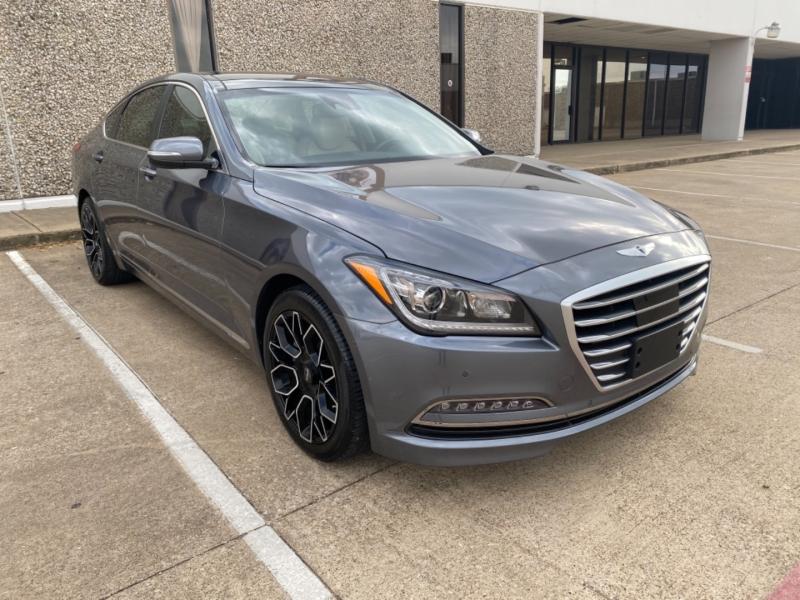 Genesis G80 2017 price $22,999