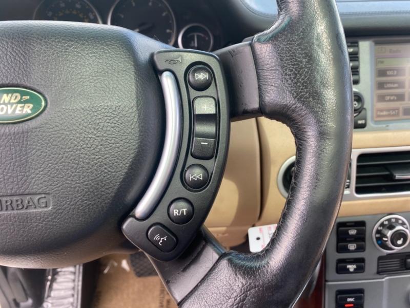 Land Rover Range Rover 2008 price $10,999